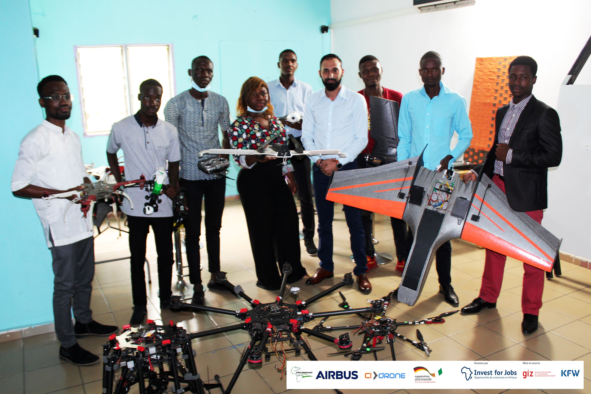 Africa Drone Valley